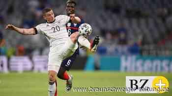 DFB-Einzelkritik: Hummels unglücklich, Gosens voller Energie