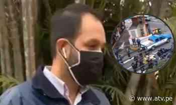 Municipalidad de Jesús María responde ante polémica intervención a vendedor ambulante - ATV.pe