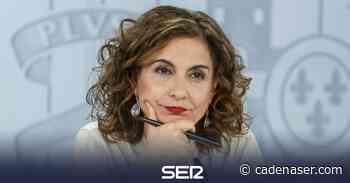 La ministra de Hacienda, María Jesús Montero, visita Tenerife este jueves - Cadena SER