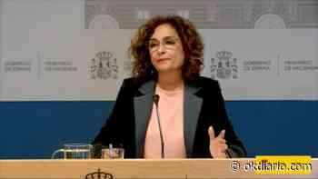 Montero critica a PP, Vox y Cs: «Los problemas no se arreglan yendo juntos a Colón» - Okdiario.com