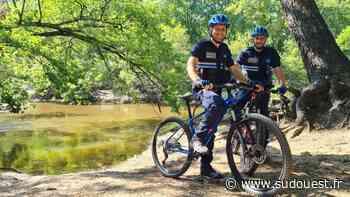Mios : les agents municipaux se mettent au vélo - Sud Ouest
