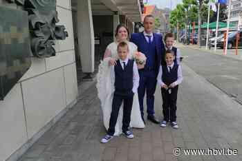Nelleke en Werner in Hamont-Achel - Het Belang van Limburg Mobile - Het Belang van Limburg