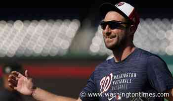 Max Scherzer placed on the 10-day injured list with groin problem