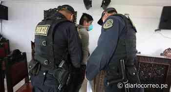 Policías son detenidos acusados de secuestro y hurto en Abancay - Diario Correo
