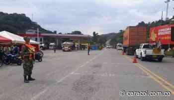 Continúa el cierre total en la vía Manizales – Medellín de lunes a viernes - Caracol Radio