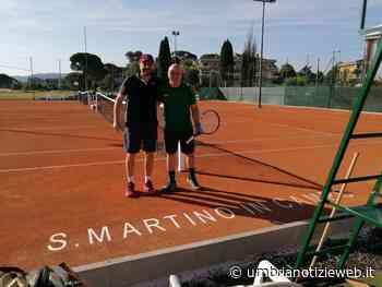Il circolo tennis di San Martino in campo si rilancia ed inaugura 2 nuovi campi - Umbria Notizie Web