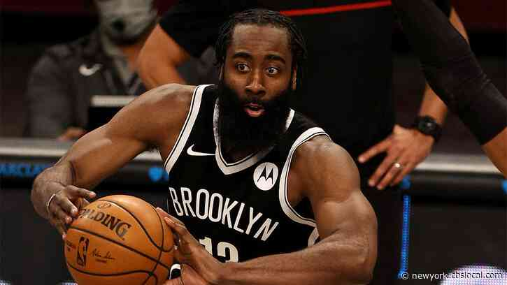 Maybe? Nets' Harden Upgraded To Questionable For Game 5