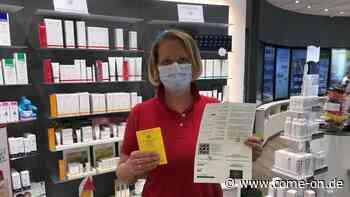 Plettenberg: Digitaler Impfpass: So lief der Start in den Apotheken vor Ort - Meinerzhagener Zeitung