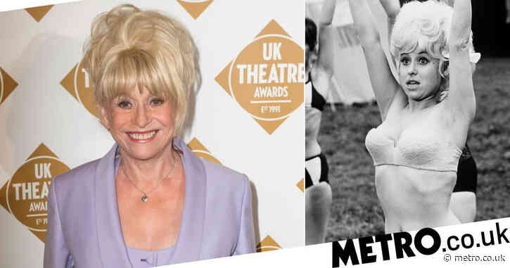 Dame Barbara Windsor's iconic Carry On Camping bikini gets almost £10k at auction