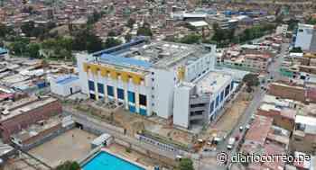 Construcción de Hospital Hermilio Valdizán en Huánuco se concluyó - Diario Correo