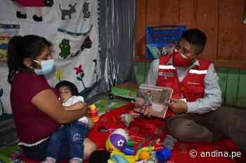Huánuco: programa Juntos identificó más de 1800 alertas de niños y gestantes - Agencia Andina