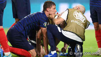 'I took a real shock' - France defender Pavard reveals he was knocked out for 15 seconds during Germany win
