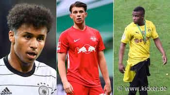 Golden Boy 2021: 13 Bundesliga-Profis und ein Salzburger Stürmer