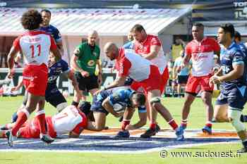 Rugby/Top 14 - Biarritz Olympique : Tyrell et Herron arrivent - Sud Ouest