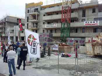 Biarritz. Nouvelle action pour dénoncer la spéculation immobilière au Pays Basque - actu.fr