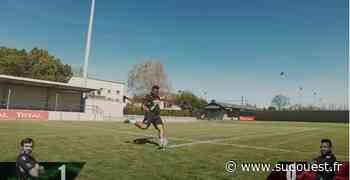 Vidéo. Biarritz Olympique : quand Steffon Armitage s'entraînait à taper des pénalités… - Sud Ouest