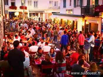 Biarritz : les images de la soirée des supporteurs - Rugby - Sud Ouest