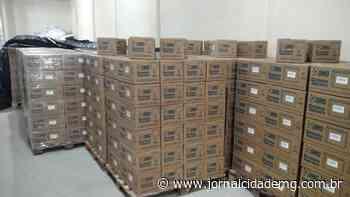Em Nova Serrana, mais de 50 toneladas de sabão em pó falsificado são apreendidos - Jornal Cidade