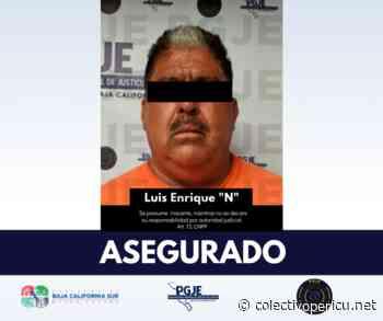 ¡Con arma de fuego y droga detenidos en Santa Rosalía! - Colectivo Pericu