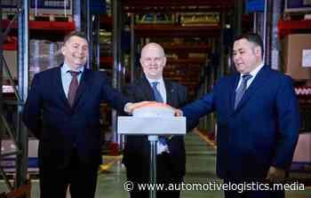 AvtoVaz opens largest regional Lada aftermarket PDC in Tver - Automotive Logistics