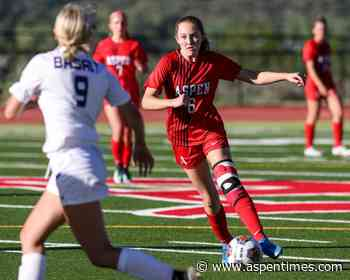 Aspen girls soccer to play No. 2 Manitou Springs in first round of state playoffs - Aspen Times