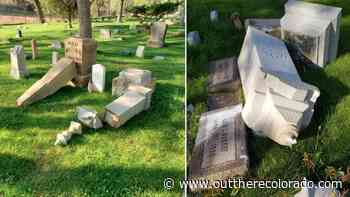 Manitou Springs residents offer reward money to find cemetery vandals - OutThere Colorado