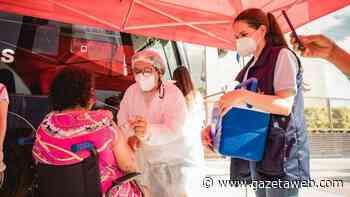 Ônibus da vacina estará no Santos Dumont nesta segunda-feira - Gazetaweb.com
