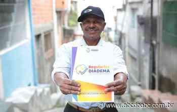 Prefeitura lança programa Regulariza Diadema e entrega 200 títulos de propriedade - ABCdoABC