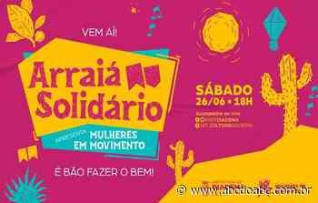 Em nova ação contra a fome, Diadema realiza Arraiá Solidário no dia 27 de junho - ABCdoABC