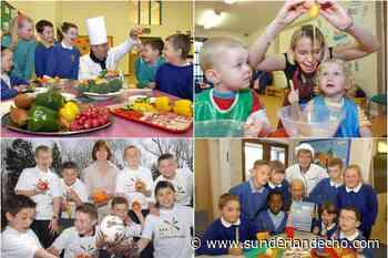 9 retro photos of Sunderland and County Durham people enjoying healthy eating sessions - Sunderland Echo