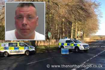 Fit of rage led to head-on collision on County Durham road - The Northern Echo