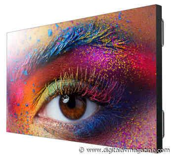 Christie crea videowalls de alto rendimiento con el nuevo LCD de la Serie Ultra - Digital AV Magazine