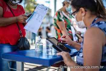 Cotia vacinou 23,9% da população e ocupa 525º lugar no ranking de imunização contra Covid - Cotia e Cia
