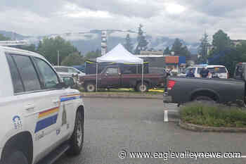 West Kelowna RCMP investigating suspicious death after body found in truck – Sicamous Eagle Valley News - Eagle Valley News