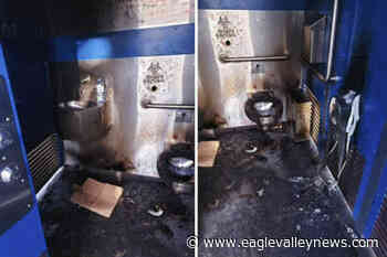 Burned-out bathroom could cost Vernon $25K – Sicamous Eagle Valley News - Eagle Valley News