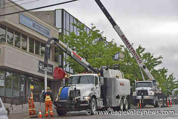 Fire trucks called to small oil spill in Salmon Arm – Sicamous Eagle Valley News - Eagle Valley News