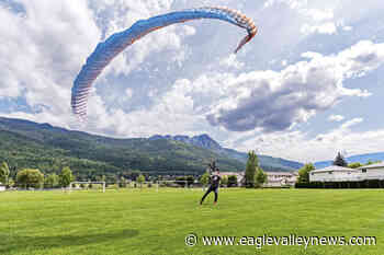 VIDEO: Cody Bandsma reaching new heights over Salmon Arm – Sicamous Eagle Valley News - Eagle Valley News