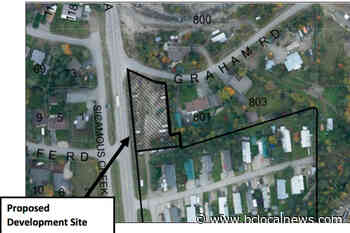 5 new rental units proposed at Sicamous Creek Mobile Home Park – BC Local News - BCLocalNews