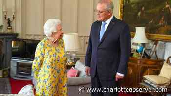 Queen Elizabeth II meets Australia's Morrison at Windsor - Charlotte Observer