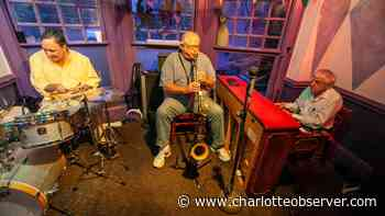 Nola nights: 7th Street Gator Band is back at Charlotte's Cajun Queen after COVID pause - Charlotte Observer