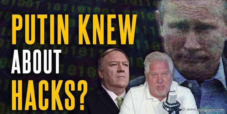 Mike Pompeo: Putin 'at the very least' turned a blind eye to CYBER ATTACKS