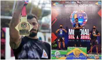 É ouro: Atletas de Cambuci e São Fidélis conquistam Mundial de Jiu-Jitsu Olímpico - Serra News