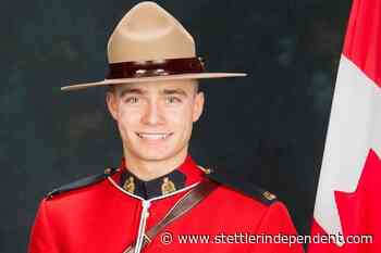 Pair charged in Saskatchewan Mountie's death make first court appearance - Stettler Independent