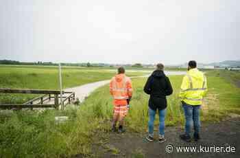 Hochwasser-Nachlese - Bindlach: Kaum Chance gegen Jahrhundert-Regen - Nordbayerischer Kurier