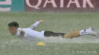 Europameisterschaft - Wegen Regen: Österreich muss für Abschlusstraining in anderes Stadion - RAN