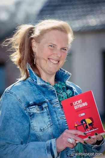 MERCHTEM - Ilse Hellinckx schreef een boek: 'Hoe het licht uitging' - Editiepajot