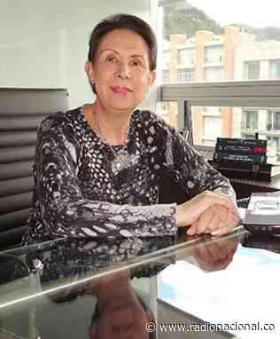 Lucía Arbeláez de Tobón y las mujeres en la justicia colombiana - http://www.radionacional.co/