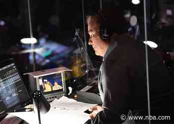 Warriors' Bob Fitzgerald to Provide Play-by-Play for Team USA Men's and Women's Basketball Games at Tokyo Olympics