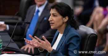 Biden chooses tech critic Lina Khan to lead FTC     - CNET