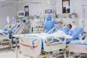 Médico que atendía a pacientes con COVID-19 en Nueva Cajamarca se contagió y lleva 30 días en cama UCI en Iquitos - Diario Voces